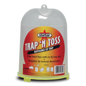 TRAPN TOSS + ATTACTANT. 5 ML